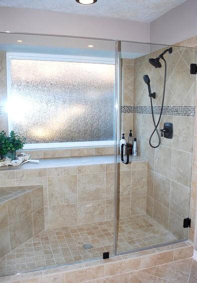 shower conversion